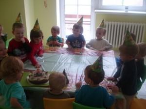 Oslava ve školce