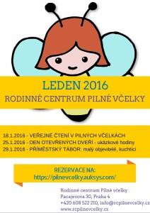 program leden 2016